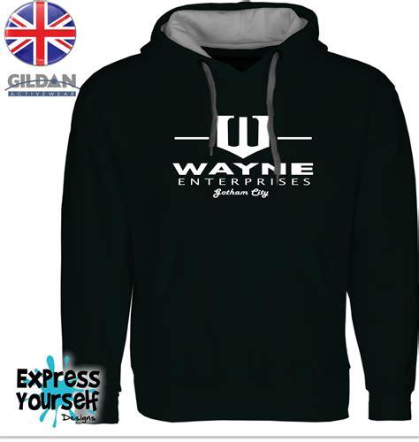 Hoodie Wayne Enterprises wayne enterprises hoodie batman stylish