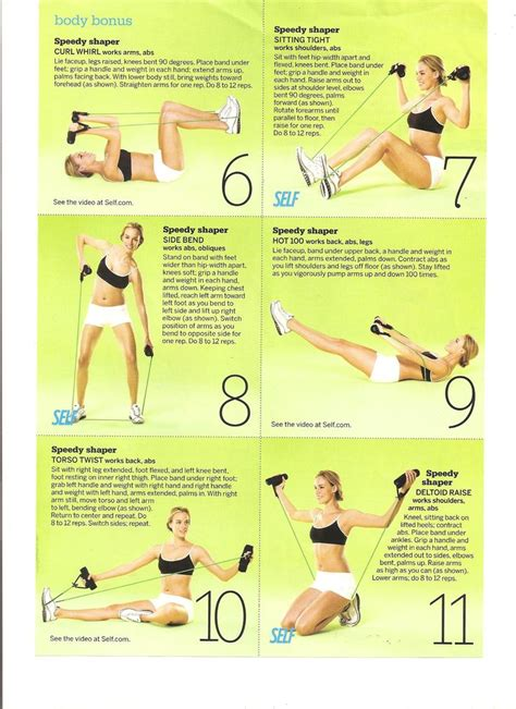 17 best images about resistance band workouts on 15 minute workout and