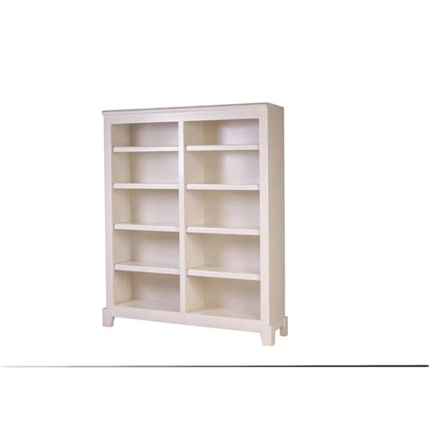 forest designs forest designs shaker bookcase 36 inches