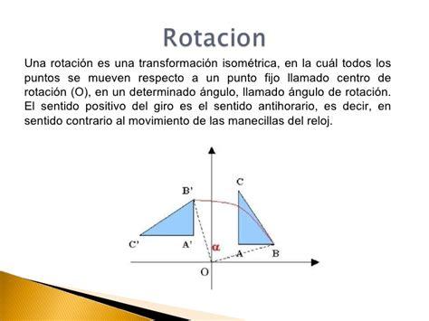 imagenes de rotacion matematicas unidad geometria 8 186 basico