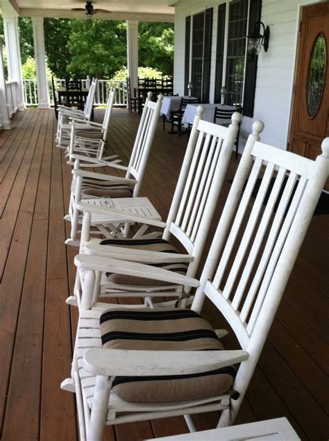 rocking chair front porch hsh