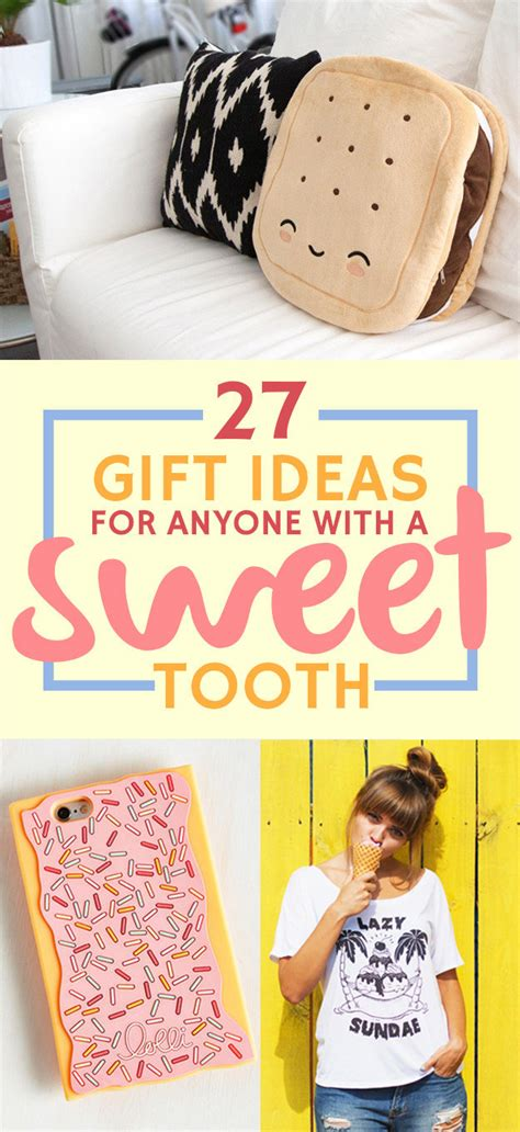 27 gifts that are perfect for anyone with a sweet tooth