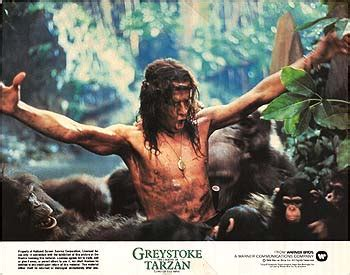 Greystoke Legend Tarzan Lord Apes 1984 Full Movie Greystoke The Legend Of Tarzan Lord Of The Apes Movie Posters At Movie Poster Warehouse