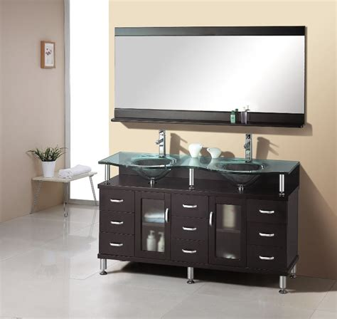 double sink vanities for small bathrooms contemporary small double bowl sink bathroom vanities