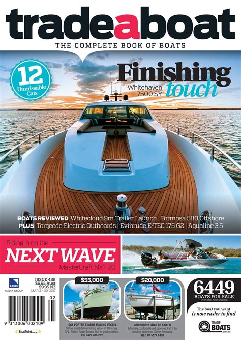 boating mag bauer sells boating mag to adventures group holdings b t