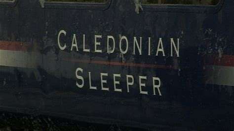 Caledonian Sleeper Services by Serco Wins Franchise For Caledonian Sleeper Service News