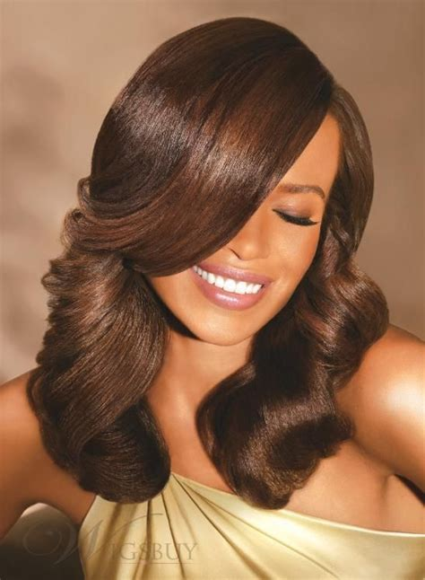 Hairstyle Wigs For Black by Black Wig Hair Style