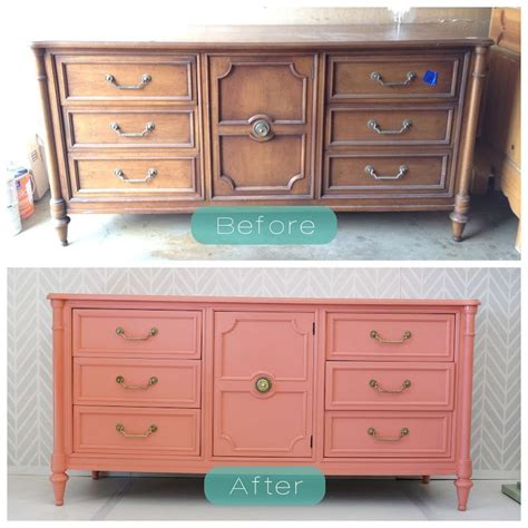 sherwin williams charisma painted dresser refinished dresser before and after painted