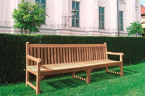 panchine di legno panchina da giardino progetto in legno e ghisa