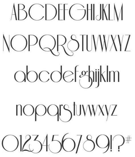 printable vintage fonts vintage fonts 25 free vintage and retro fonts vandelay