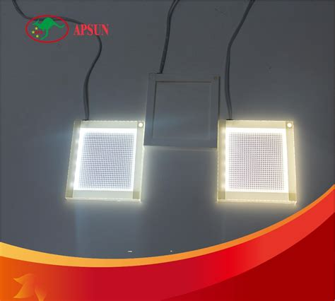 Lu Led Acrylic lumisheet lgp ce led