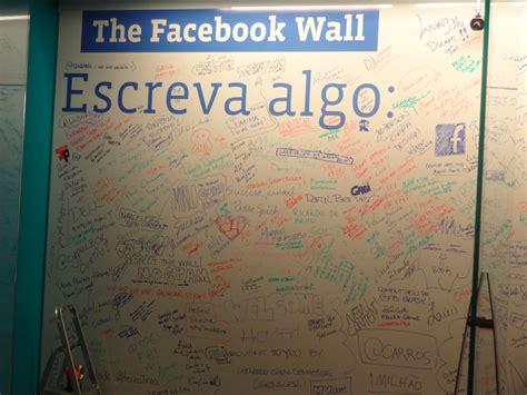 escritorio facebook techtudo visitou o escrit 243 rio do facebook no brasil