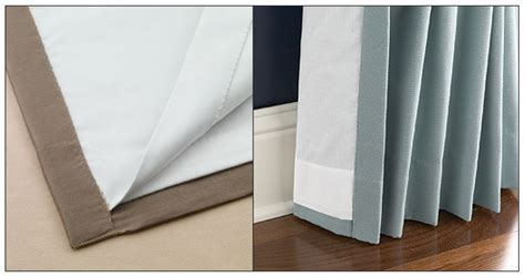drapery linings custom drapery guide niche interiors