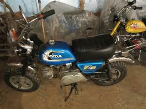 Honda Z50 For Sale 1978 Honda Z50 Mini Trail For Sale On 2040motos