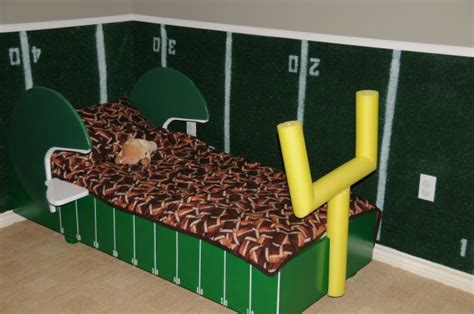 football toddler bed 20 boys football room ideas design dazzle