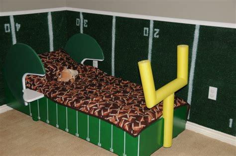 football beds 20 boys football room ideas design dazzle