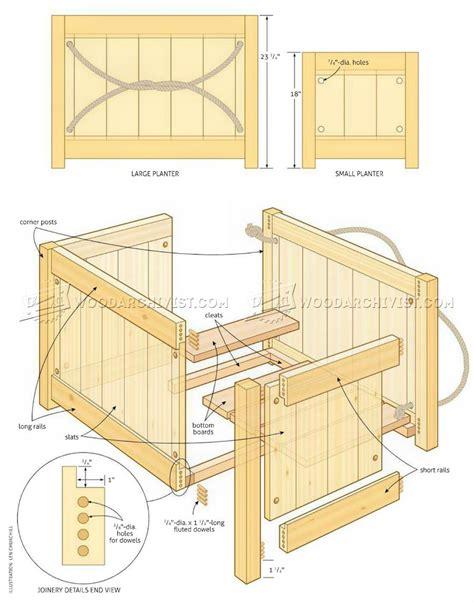planter box plans cedar planter plans wood working 28 images wooden planter box plans free discover