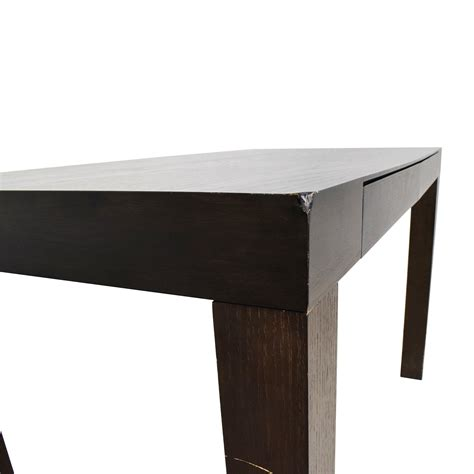west elm office desk 75 off west elm west elm parsons brown desk