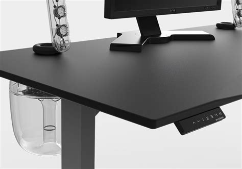 gaming desk computer desk for gaming whitevan
