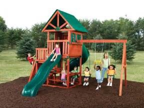 home depot swing set kit southton swing set southton wood play set swing n