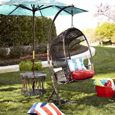 pier one chair swing pier 1 recalls outdoor swing chair popsugar home
