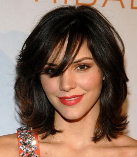 Hairstyles Bangs 2016 by Layered Haircuts With Bangs 2016