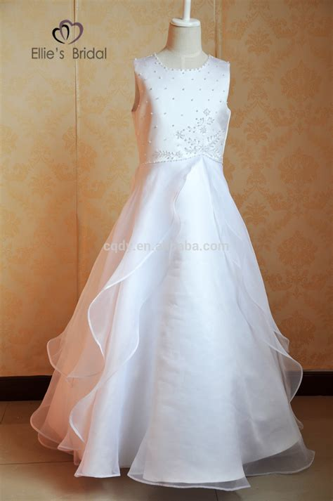 White Frock For Wedding by 2015 New Arrival White Children Frocks Designs