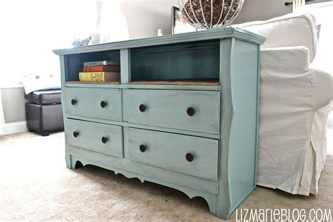 How To Make A Dresser Into A Bookshelf by Great Diy Dresser Turned Into A Bookshelf