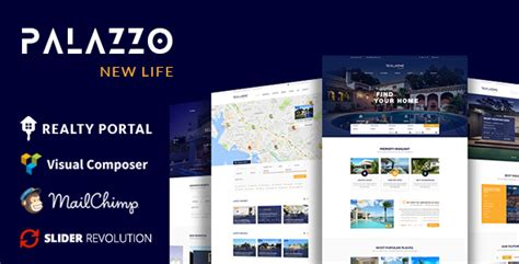 Themeforest After Effects   palazzo real estate wordpress theme real estate
