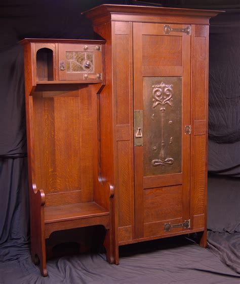 Wardrobes Birmingham by Voorhees Craftsman Mission Oak Furniture Liberty Wardrobe Bros