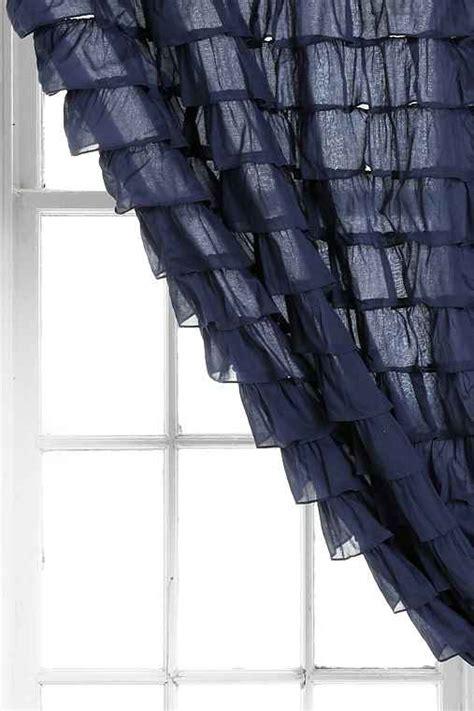 urban outfitters waterfall ruffle curtain waterfall ruffle curtain urban outfitters