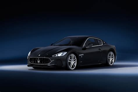 maserati car 2018 2018 maserati granturismo and granturismo convertible