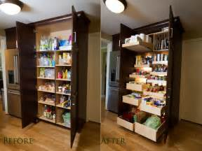 custom pantry pull out shelving system seattle by