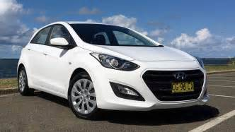 Hyundai Cars 2016 Hyundai I30 Active Petrol Auto Review Road Test