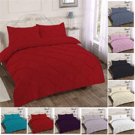 premium comforters diamond pintuk premium duvet quilt cover ruffle bedding