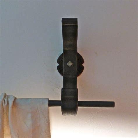 curtain rod anchors rail anchor 1 curtain bracket system pair railroadware