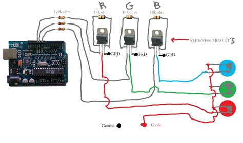 transistor driver arduino arduino mosfet driver ic images frompo