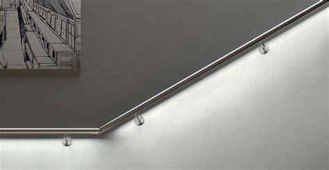 led handrail lighting system indoor and outdoor lighting h50 led castaldi