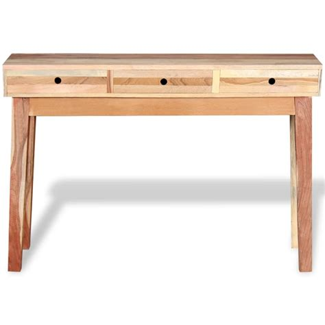 reclaimed wood console table vidaxl console table solid reclaimed wood vidaxl co uk