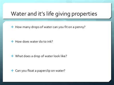 22 unique properties of water worksheet answers worksheet template