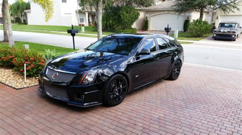 cadillac cts v wagon used purchase used 2011 cadillac cts v wagon in fort lauderdale