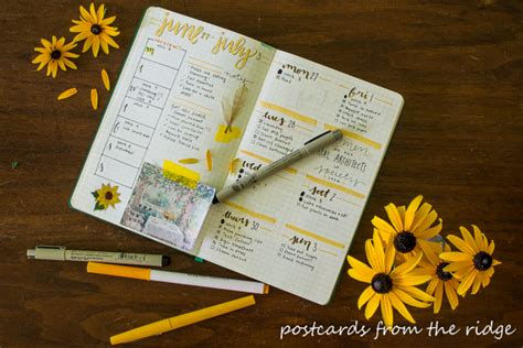 bullet journal tips bullet journaling 101 tips for beginners postcards from the ridge