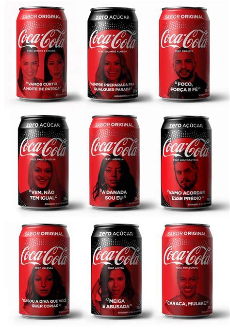 si鑒e coca cola coca cola lan 231 a latinhas com rosto de anitta pabllo