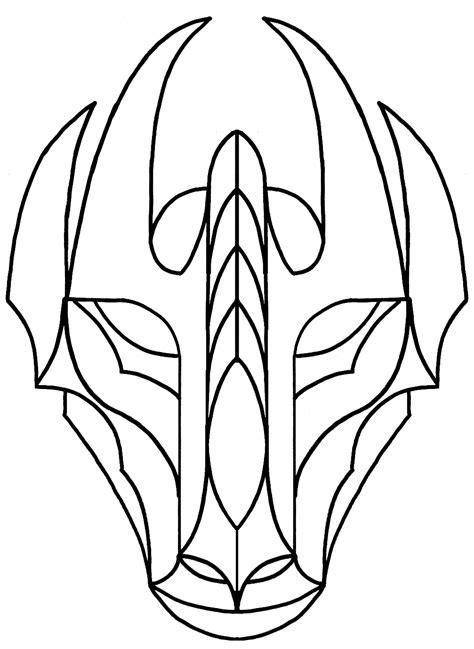 dragon mask dragon mask samurai jack and masks