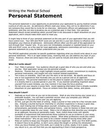Personal Statement Essay Exles For College by Personal Statement For College Applications Personal Statement