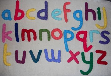 pattern crochet alphabet 12 crochet letter patterns guide patterns