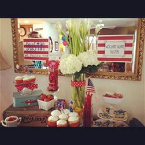 military welcome home decorations 1000 images about welcome home party ideas for