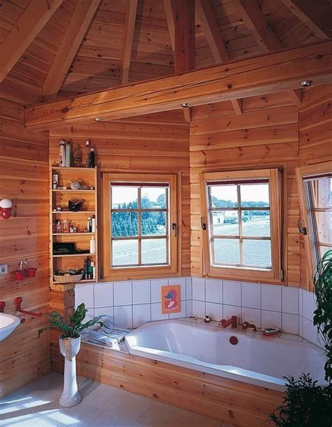 Log Cabin Bathroom by Log Cabin Bathroom Log Cabins
