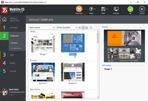 tutorial website x5 professional 10 website x5 evolution 13 adds parallax scrolling support