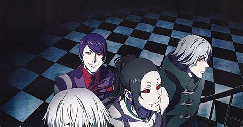 Anime W Stylu Tokyo Ghoul by Tokyo Ghoul 3 176 Temporada